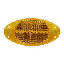 Gatos bicicleta ojos emisor para radios montaje amarillo reflector de radios de emisor