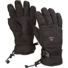 New Gordini KIDS Junior Heat Waterproof Gauntlet Ski Winter Gloves Black, S-XL