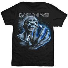 Iron Maiden un mundo diferente-para hombres Camiseta De Mercancía Oficial
