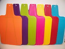 Kitchen Craft, Colour Works / Faltschneidbrett in verschiedenen Farben NEU