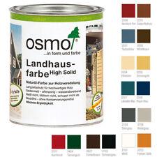 (31,93 € /1 L) Osmo Landhausfarbe High Solid 0,75 ltr. verschieden Farbtöne