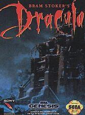 Bram Stoker's Dracula (Sega Genesis, 1993)CARTRIDGE ONLY