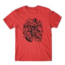 The Engine T-Shirt 100% Cotton Premium Tee New