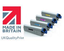Toner Cartridge for OKI C8600 C8800 Printer BLACK CYAN YELLOW MAGENTA 8800 8600