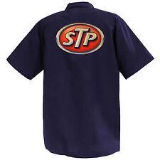 STP - Mechanics Graphic Work Shirt  Short Sleeve