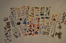 Creative Memories Heritage Studio Stickers You Choose 70'S 60'S 80S