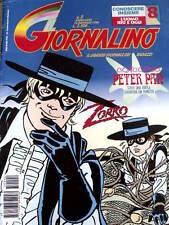 Giornalino 2 1996 La Leggenda di Zorro - La Sacra Bibbia - Lorella Cuccarini