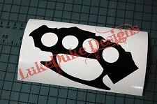 CALI BRASS Sticker Decal Vinyl JDM Euro Drift Lowered illest Fatlace Vdub