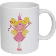 'Fairy Princess' Ceramic Mug / Travel Cup  (MG024613)
