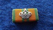 *(A14-316) Holandmarsch Nimwegen - Marsch deutsche Ordensspange ! Krone silber