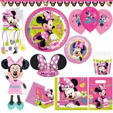 Minnie Maus Kindergeburtstag rosa pink Party Set Geburtstag Deko Minni Motto