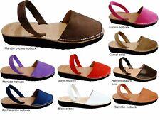 Avarcas menorquínas plataforma 2,5cm real menorcan sandals menorca spain abarcas