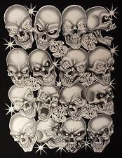 T-Shirt #295 Skull, EAGLE, Biker CHOPPER Route 66 Dragrace USA Bones Hot Rod