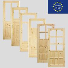 Innentür Holztür WC Zarge Glas Stolgen SK 60/70/80/90 Zimmertür Einzeltür