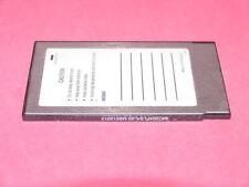 4MB iNTEL iMC004SLA-20 FLASH MEMORY PCMCIA CARD