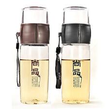 Water Bottle Tea Bottle Tea Cup Filter Chinese Sport Travel  Portable Drinkware