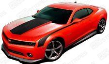 Chevrolet Camaro 2010-2015 Top & Side Hockey Throwback Stripes (Choose Color)