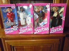 A CHOISIR 4 BARBIE MILITAIRES : 2 BARBIE AIR FORCE BARBIE NAVY BARBIE ARMY