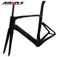 2019 Carbon Cyclocross Bike Frame&Fork 700C BB386 Triathlon Bicycle Frameset