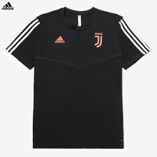Juventus T-Shirt Riposo Nera 2019/20 Misto Cotone Uomo