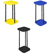 Support pour sacs Plast Team 120L, stable durable 70 cm x 30 cm trois couleurs