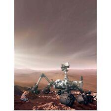 Mars Rover Curiosity Poster Print