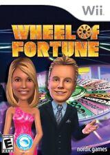 Wheel of Fortune (Nintendo Wii, 2010)