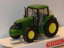 Wiking John Deere 6920 S, Traktor gruen/gelb - 0393 01 - 1:87