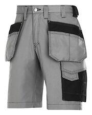 SNICKERS 3023 Craftsmen Fondina Tasca RIP-STOP Pantaloncini SNICKERS diretta grigio