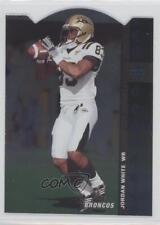 2012 SP Authentic 1994 Die-Cut 94SP24 Jordan White Western Michigan Broncos Card