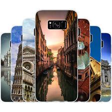 Dessana Italie tourisme Silicone Protection Housse étui Portable Pour Samsung Galaxy
