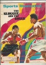 March  1971 Sports Illustrated Muhammad  Ali vs Joe Frazier
