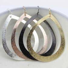 2018 New Fashion Simple Hollow Teardrop Hook Dangle Drop Earrings For Women Gift