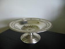 Vintage Birks Sterling Silver Pedestal Dish Compote