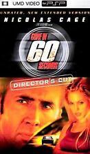 Gone In 60 Seconds Director's Cut  (UMD-Movie, 2005) Nicolas Cage