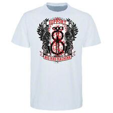 """Hells Angels Support 81 T-Shirt """"HAMMER"""" weiß***NEU***NEU***"""