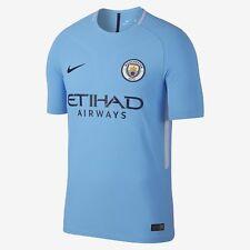 Nike Manchester City 2017/18 Mens Home Shirt BNWT