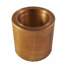 Bronze GBZ12 CuSn12 Zylinder Buchse Gleitlager 100 mm bis 440 mm Dm 100 mm hoch