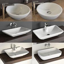Design Keramik Waschschale Aufsatzwaschbecken Aufsatzwaschtisch Waschbecken