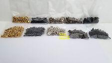 Rivetti in FERRO 033 Gambo mm.8,2 Testa mm.7,0 Confezione 100 pezzi