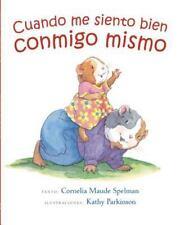 Cuando me Siento Bien Conmigo Mismo  (ExLib) by Cornelia Maude Spelman