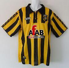nwt~Uhlsport VITESSE ARNHEM Netherlands Soccer Football shirt Jersey Top~Mens XL