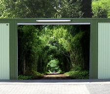 3D Forest Path 83 Garage Door Murals Wall Print Decal Wall AJ WALLPAPER AU Carly