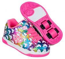 Heelys Dual Up X2 Shoes - Rainbow / Unicorn  + Free DVD