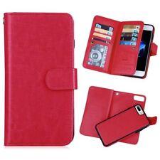 Mini Flip PU Leather 9 Card Strap Wallet Handbag Case For Apple iPhone 8Plus+ 8