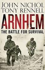 Arnhem: The Battle For Survival, New Books