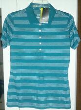 Nike Golf Tour Performance Tech Polo Shirt Womens  SZ XS S M L Blue 452968 326
