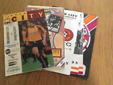 BRADFORD-Città V Darlington-varie stagioni 1973/1974 a 2000/2001 - Seleziona PGM