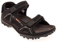 Allrounder by Mephisto Regent Tech Espresso Comfort Sandal Mens 40-46 NEW!!!