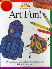 Art Fun! (Art & Activities for Kids) North Light Books Paperback
